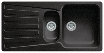 Blanco NOVA 6 S antracit SILGRANIT® PuraDur® II bez excentru - 510462