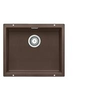 Blanco SUBLINE 500-U kávový SILGRANIT® PuraDur® II s táhlem - 515056 - AKCE | VÝPRODEJ