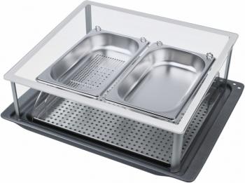 Siemens Příslušenství k troubám pro vaření v páře HZ 24D300