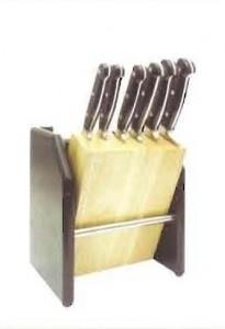 Blok výkyvný s noži 7-dílný