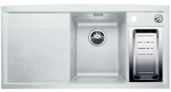 AXIA II 6 S bílá SILGRANIT® PuraDur® II vpravo s excentrem a příslušenstvím - 516822