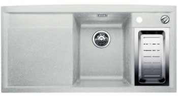 Axia II 6 S světle šedý SILGRANIT® PuraDur® II s příslušenstvím 516821