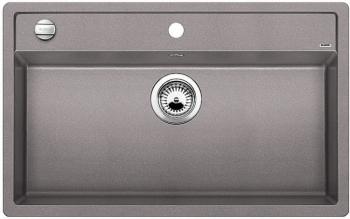 DALAGO 8 aluminium SILGRANIT® PuraDur® II s excentrem - 516630