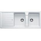 Blanco LEXA 8 S bílý SILGRANIT® PuraDur® II bez excentru - 514710