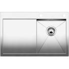 Blanco ZEROX 4 S-IF kuchyňský dřez nerez, pravý s táhlem - 513704