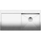 Blanco ZEROX 5 S-IF kuchyňský dřez nerez, pravý s táhlem - 514005