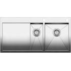 Blanco ZEROX 6 S-IF kuchyňský dřez nerez, levý s táhlem - 513759