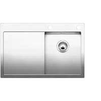 Blanco CLARON 4 S-IF kuchyňský dřez nerez lesk vpravo s táhlem - 513997