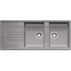 Blanco ZIA 8 S aluminium SILGRANIT® PuraDur® II bez excentru (515596)