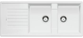 ZIA 8 S bílý SILGRANIT® PuraDur® II bez excentru (515597)