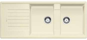 Blanco ZIA 8 S jasmín SILGRANIT® PuraDur® II bez excentru (515598)