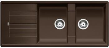 ZIA 8 S kávová SILGRANIT® PuraDur® II bez excentru (515602)