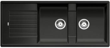 ZIA 8 S antracit SILGRANIT® PuraDur® II bez excentru (515605)