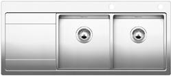 Divon II 8 S-IF, kuchynský dřez nerez lesk 516091