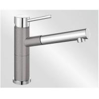 Blanco Alta-S Compact aluminium SILGRANIT®-Look 515326