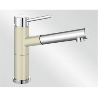Blanco Alta-S Compact jasmín SILGRANIT®-Look 515328