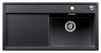 Zenar XL 6S-F dřez s excentrem, včetně sifonu, antracit (516068)