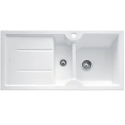 Blanco Idessa 6 S dřez keramika zářivě bílá, pravý 516028