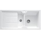 Blanco Idessa 6 S dřez keramika zářivě bílá, levý 516027