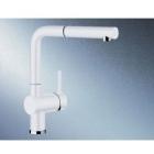 Blanco LINUS-S zářivě bílá lesklá Keramik-Look 516710