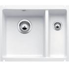 Blanco Subline 350/150-U dřez keramika PuraPlus zářivě bílá 514522