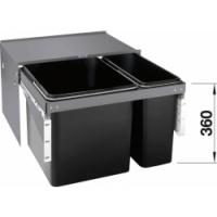 Blanco SELECT ECON 60/2 s organizační zásuvkou