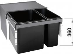 blanco select econ 60 2 s organiza n z suvkou. Black Bedroom Furniture Sets. Home Design Ideas