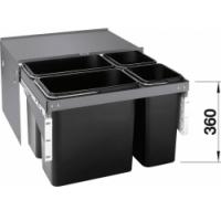 Blanco SELECT ECON 60/4 s organizační zásuvkou