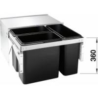 Blanco SELECT LUXON 60/3 s organizační zásuvkou