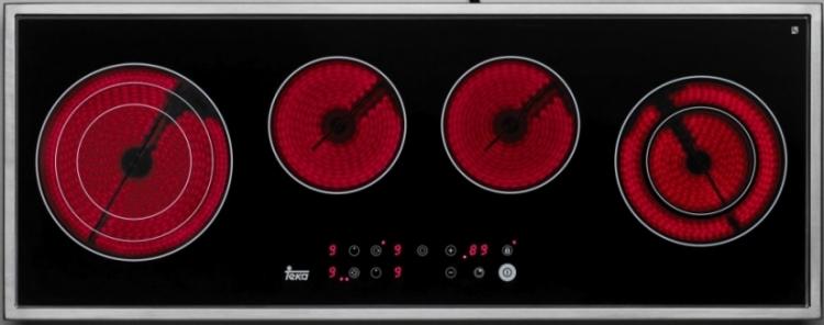 Varná deska sklo.+elektr. TT 90 HZ.1