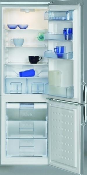 Volně stojící chladnička CSA 29022 X