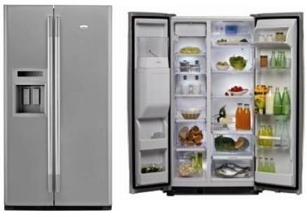Americká chladnička WSC 5533 A+S