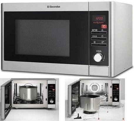 Mikrovlnná trouba EMC 28950 S