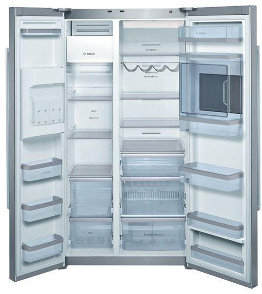 Chladnička americká KAD 63A70