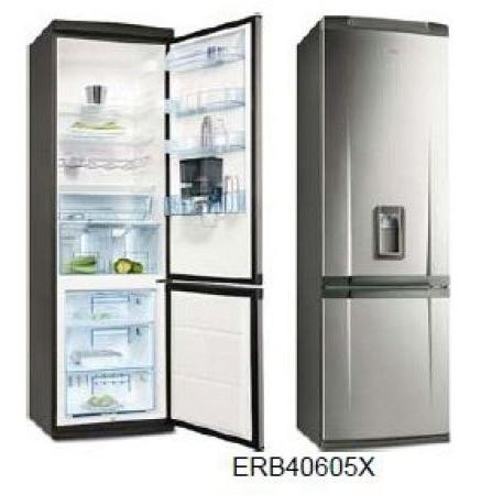 Lednice s mrazákem ERB 40605X