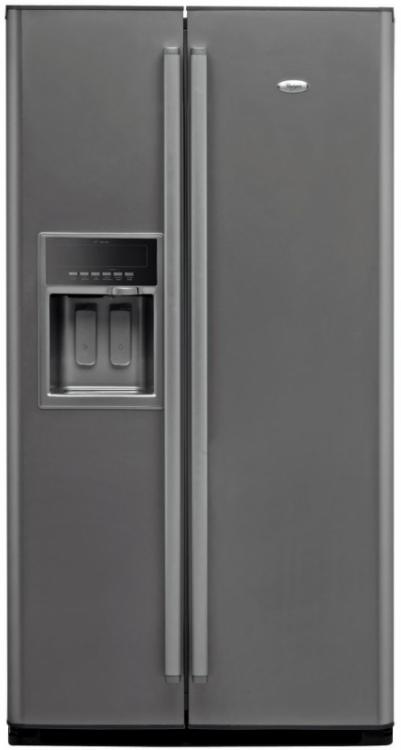 Americká chladnička WSC 5555 A+X