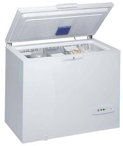 Skříňový mrazák AFG 6322 E-B