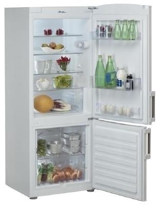 Kombinovaná lednička volně stojící WBE 2612 A+ W