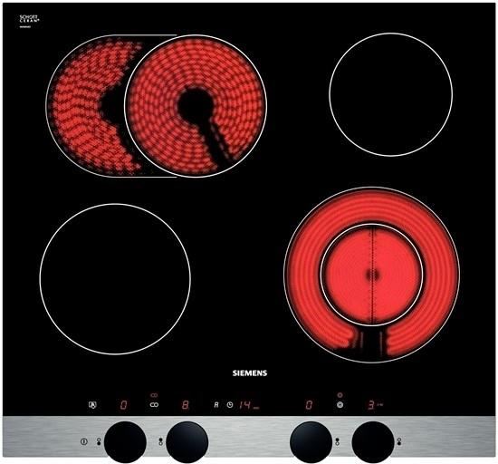Sklokeramická varná deska ET 685DN11D