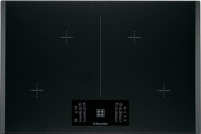 Indukční varná deska EHD80300PG šedá barva