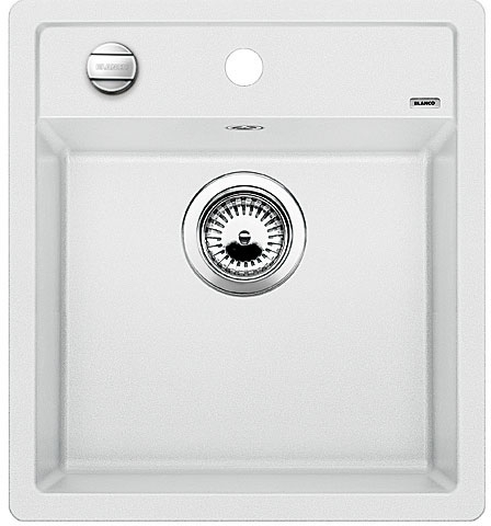 DALAGO 45 Silgranit bílá s excentrem - 517160