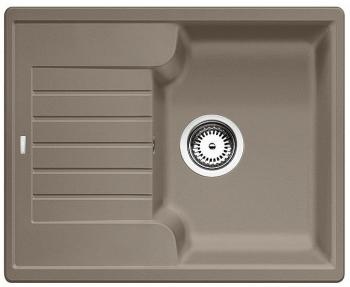 Blanco Zia 40 S tartufo SILGRANIT® PuraDur® II bez excentru (517411)