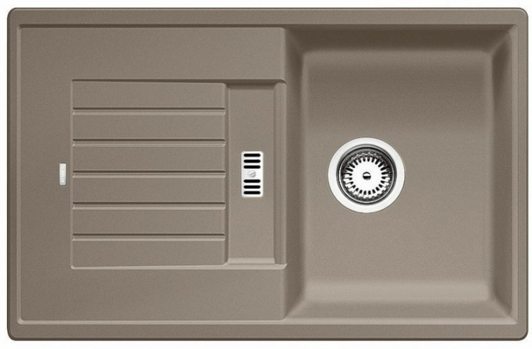 Zia 45 S tartufo SILGRANIT® PuraDur® II bez excentru (517416)