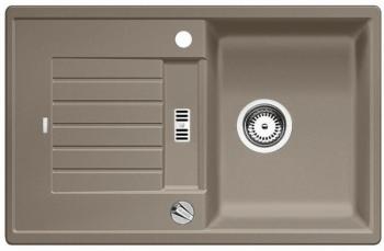 Blanco Zia 45 S tartufo SILGRANIT® PuraDur® II s excentrem (517415)