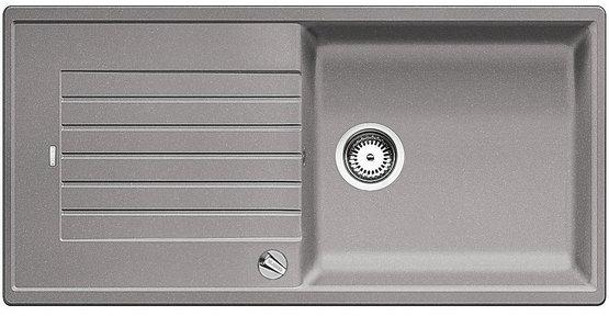 Zia XL 6 S dřez Silgranit aluminium (517559)