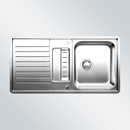CLASSIC Pro 5 S-IF nerez hedvábný lesk příslušenství nerez 516849