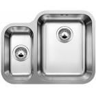 Blanco YPSILON 550-U kuchyňský dřez nerez lesk 518211