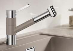 Tivo-S aluminium SILGRANIT® -Look 517611