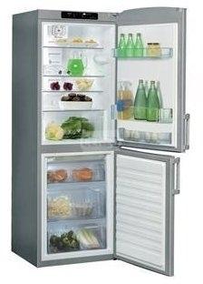 Kombinovaná lednice volně stojící WBE3022 NFX