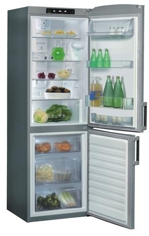 Kombinovaná chladnička WBE3433ADFCX